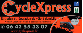Logo de CycleXpress